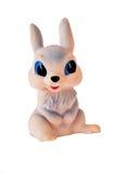 Резина игрушки зайцев Стоковые Изображения