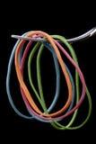 резина полосы Стоковое Фото