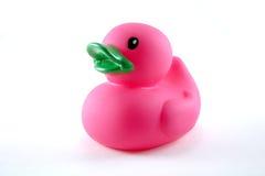 резина утки розовая Стоковое Фото