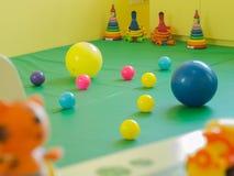 резина шарика цветастая Стоковое фото RF
