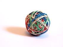 резина шарика Стоковое Фото