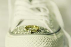 Резиновый захват ботинка Стоковые Изображения