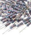 резисторы Стоковые Изображения