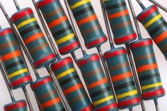 резисторы Стоковое Изображение
