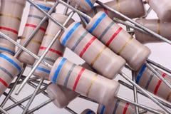 резисторы Стоковое Изображение RF