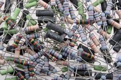 резисторы Стоковые Фото