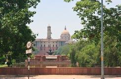 Резиденция президента Индии 10 1986 2007 2011 все по мере того как дом delhi baha я inaugurated индийские известные люди в ноябре Стоковые Фото