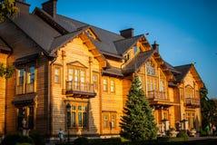 Резиденция Mezhyhirya Yanukovich Стоковая Фотография RF