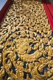 Резное изображение Таиланда Стоковое Изображение RF
