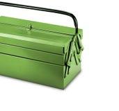 Резцовая коробка механика основная с комплектом гаечного ключа Стоковые Изображения RF