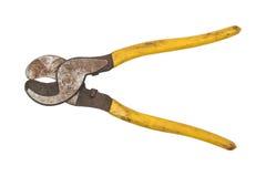 Резцы провода Стоковое Изображение RF
