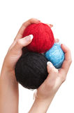 резьба шариков Стоковые Изображения