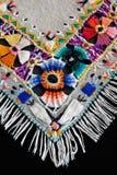 резьба mouline вышивки Стоковая Фотография