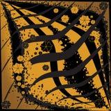 резюмирует орнаменты листва Стоковые Фото