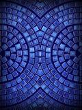 Резюмирует предпосылку, красочный круг, сеть Стоковая Фотография RF