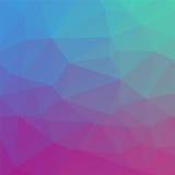 резюмируйте архива расцветки предпосылки вектор манипуляции цветастого легкого геометрический наслоенный Стоковое Изображение RF