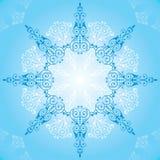 резюмируйте вектор элементов конструкции предпосылки флористический Стоковая Фотография