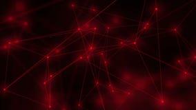 резюмируйте двигать предпосылки абстрактная технология сети соединения предпосылки иллюстрация вектора