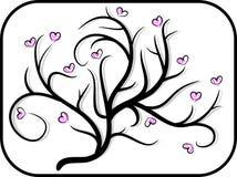 Резюмируйте дерево Стоковые Фото