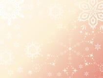 резюмируйте зиму предпосылки Стоковые Фото