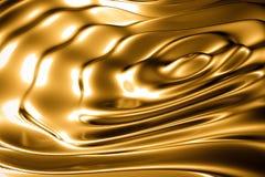 резюмируйте золото предпосылки иллюстрация вектора