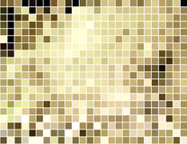 резюмируйте квадрат пиксела мозаики предпосылки Стоковые Фото