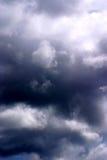 Резюмируйте небо Стоковые Изображения RF