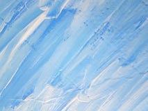 Резюмируйте покрашенный мазок предпосылки, watercolour, пастель, conceptvintage на бумажной текстуре Стоковое фото RF