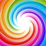Резюмируйте предпосылку свирли сделанную twirls Стоковая Фотография RF