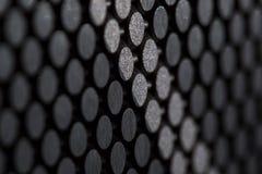 Резюмируйте предпосылку решетки металла стоковые фото