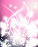 резюмируйте света предпосылки цветастые накаляя Стоковое фото RF
