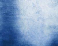 резюмируйте синь предпосылки Стоковая Фотография