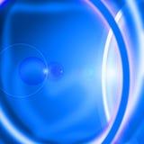 резюмируйте синь Стоковые Фото
