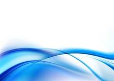 резюмируйте синь Стоковое Фото
