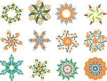 резюмируйте солнце логоса Стоковое Фото