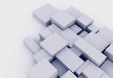 резюмируйте формы Стоковое фото RF