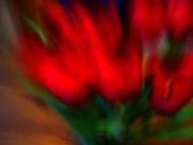 резюмируйте цветок Стоковое фото RF