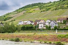 Рейн Германия Стоковая Фотография RF
