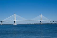 река бондаря моста Стоковая Фотография