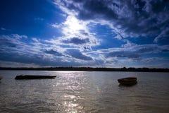 река ботинка Стоковая Фотография RF
