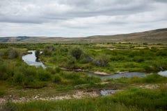 Река вилки ветчин в системе Green River Стоковые Фото