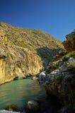 Река в горах Стоковые Изображения