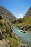 Река в горах Стоковое фото RF