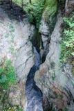 Река в горе Стоковая Фотография