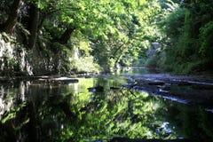 Река в Камакуре Стоковое Изображение RF