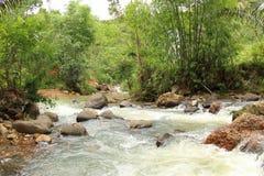 Река в Labuan Bajo Стоковые Изображения RF