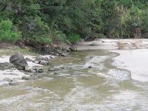 Река в Trindade - Paraty RJ Стоковые Фото