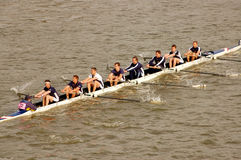 река гонки Стоковое Фото