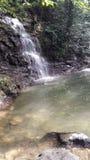 Река горы в Georgia, Adjarija Стоковое фото RF