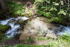 Река горы заводи Стоковое Фото